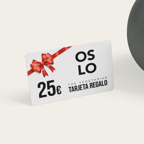 Tarjeta regalo digital 25€